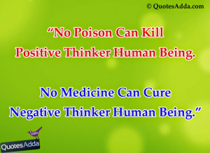 ... Positive Thinking Quotations Pictures with English Quotes. Best World