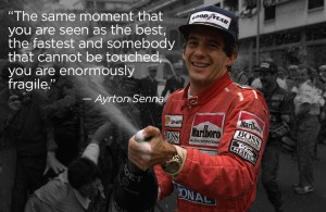 Why Ayrton Senna remains the greatest racer in history