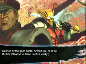 Bizarre fighting game win quotes image #6