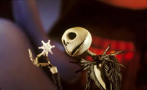 The Nightmare Christmas is an example of stop motion animation