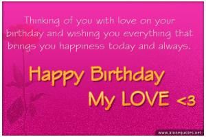 happy birthday to the boy i birthday wishes