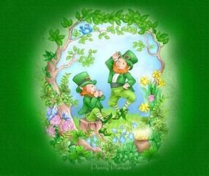 DO believe in Leprechauns, I DO, I DO, I DO!