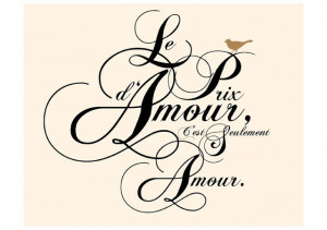 Love quotes in french and quotes love life