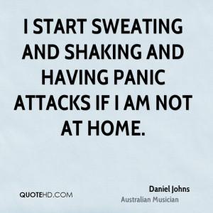Daniel Johns Home Quotes