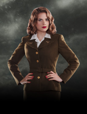 Marvel Looking to Develop AGENT CARTER TV Series — GeekTyrant