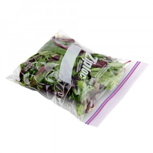 Double Zipper Ziploc Quart Bags