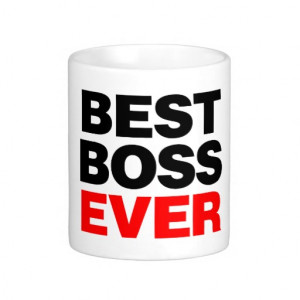 best boss ever mug funny coffee mug to show everyone in the office ...