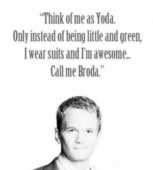 Barney Stinson Is to Raise Your Mood (25 pics + 4 gif)