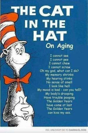 Cat in the hat joke