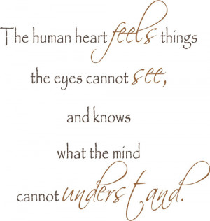 Human Heart quote #2