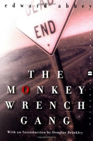 """Start by marking """"The Monkey Wrench Gang"""" as Want to Read:"""