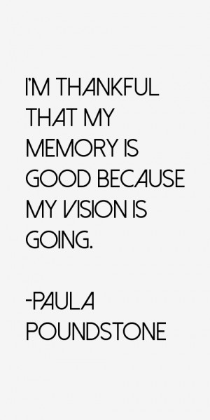 Paula Poundstone Quotes & Sayings
