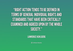 Go Back > Gallery For > Lawrence Kohlberg Quotes