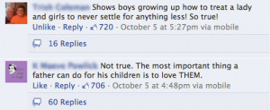 Bad Step Parents Quotes Top two comments screenshot father loves ...