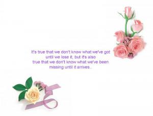 Romantic sad love quotes