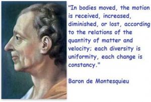 Baron de montesquieu famous quotes 4