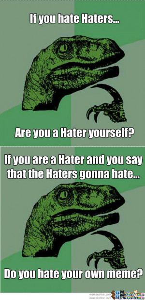 Philosophical Hater