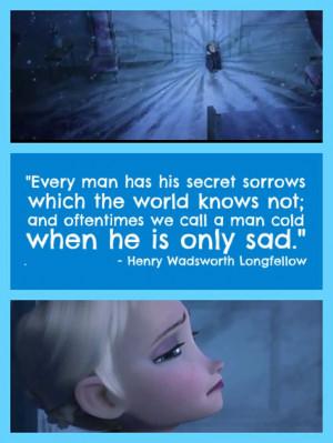 Frozen Elsa Quotes Frozen - queen elsa -
