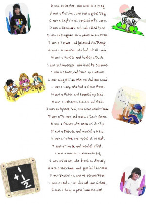 poems about school days
