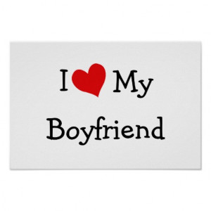 Love My Boyfriend Poster