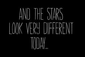 Star bright.