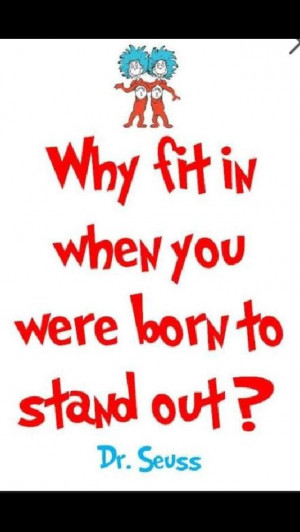 Best Dr. Seuss quote ever!