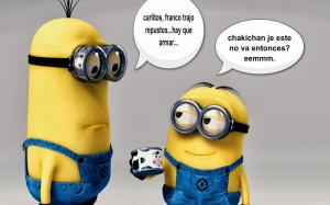despicable me minions quotes minions bananaaaah potato naaaaah stuart ...