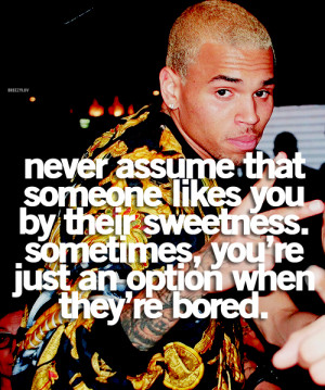 chris brown quotes | via Tumblr | We Heart It