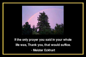 Popular Thank You Quotes and Sayings