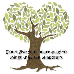 Don't Give Your Heart Away