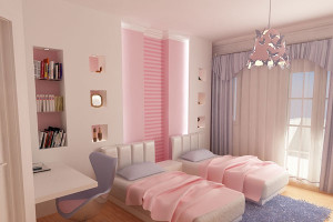 and the tiny bedsheets is sure to make her feel happy in her girly ...