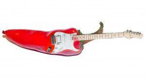Red Hot Chili Peppers Stratocaster