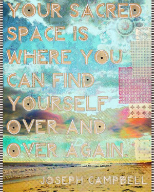 INSTANT DOWNLOAD Sacred Space 8x10 by kmichel on Etsy, $5.00 My word ...