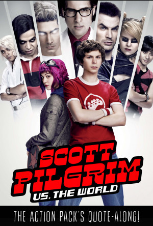 Scott Pilgrim vs The World Quote-Along