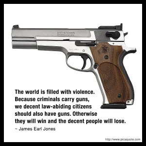 Gun Posters and Gun Quotes