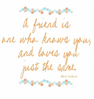 An Extra Boost Of…{Different Quotes on Friendship}