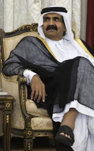 Hamad Bin Khalifa Al Thani Wife