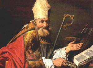 St Ambrose of Milan (340? - 397)