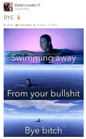 Demi Lovato ve Selena Gomez savaşı devam ediyor