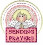 sending prayers ...