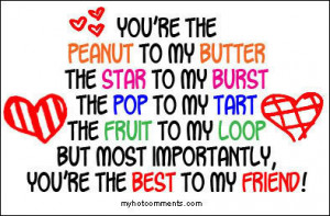 Best To My Friend - my-best-friend, best-friend-quotes