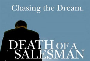 Death of a Salesman opening @ Raven Theatre