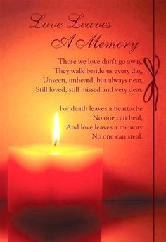 sympathy verse to bud who we just lost now your up there with my dad ...