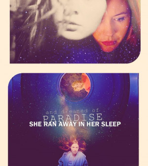 coldplay, cute, doctor who, inspiration, paradise, quote, shine, star