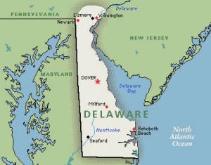 Delaware – No National Parks