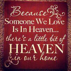 Heaven in our home Grandma Jessie, Great Gramps & Great Grandma In ...