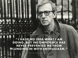 25+ Memorable Woody Allen Quotes