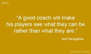 Good Coach
