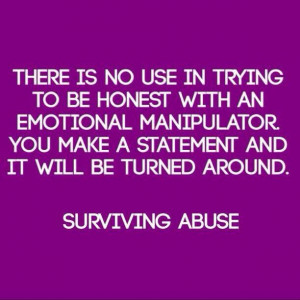 Emotional Abuse Quotes And Sayings