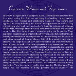 virgo woman love virgo man and pisces woman the virgo woman virgo ...